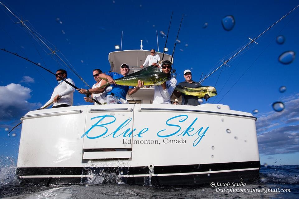 Blue Sky 43 Foot Riviera