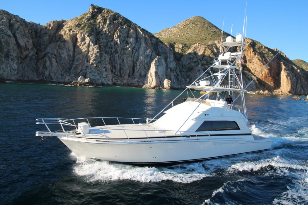 Blue Sea 60 Foot Bertram