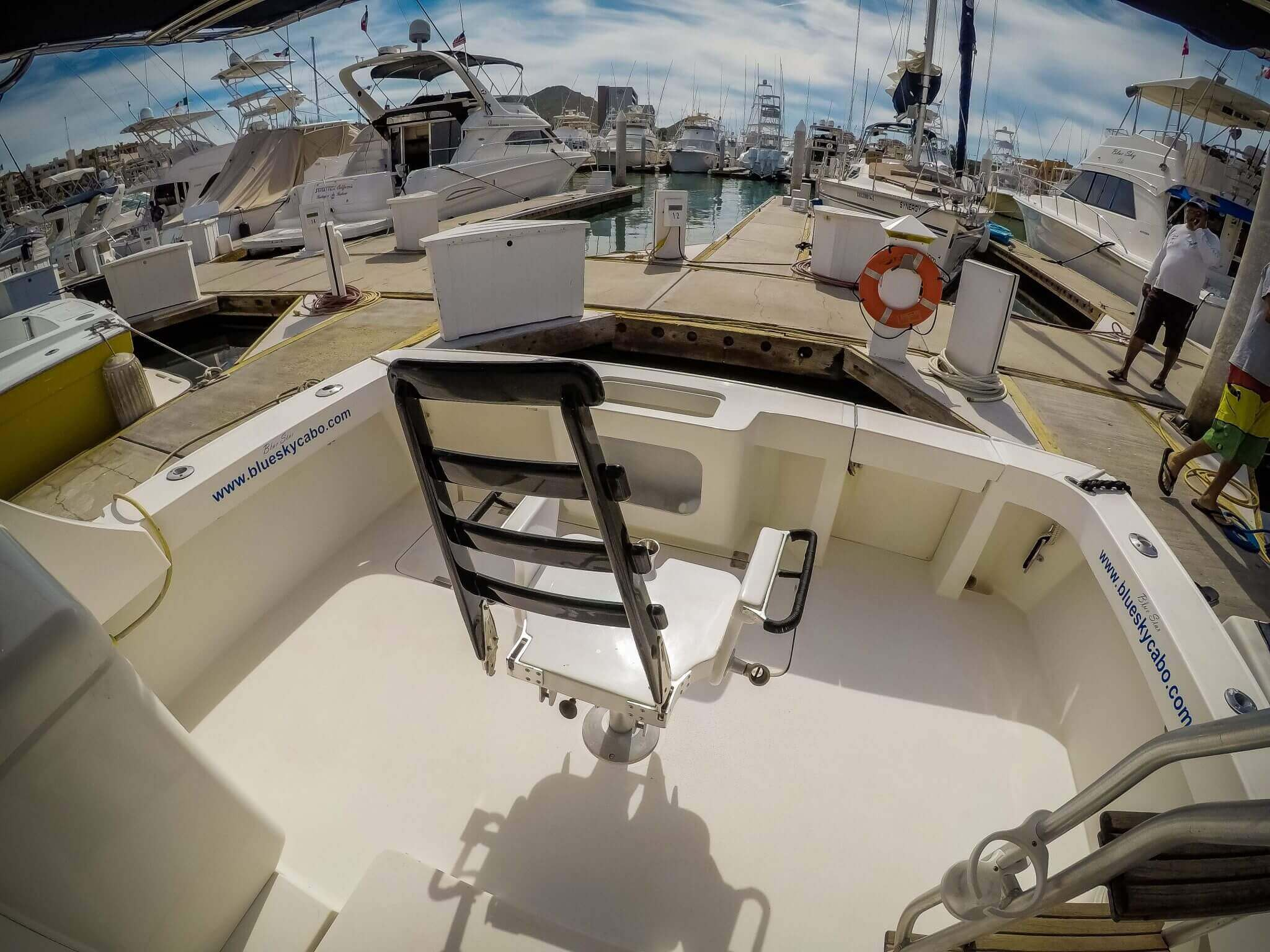 Blue Star 32 Foot Luhrs