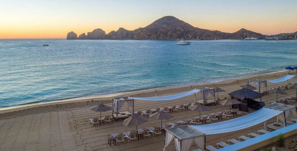 Medano Beach in Cabo San Lucas